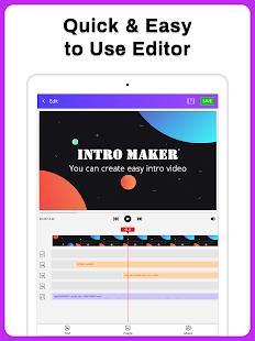 Intro Maker, Outro Maker, Intro Templates 32.0 Screenshots 20