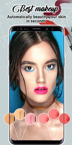 MakeUp Camera Selfie Beauty 0.2 Screenshots 6