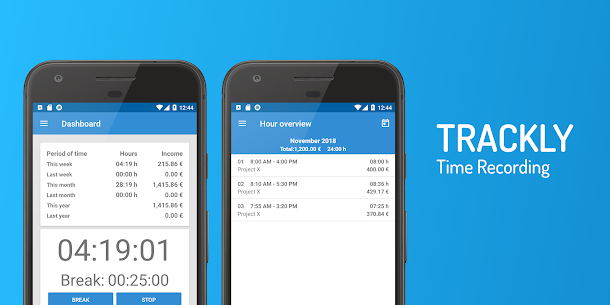 Time Recording  Timesheet For Pc – (Windows 7, 8, 10 & Mac) – Free Download In 2021 1