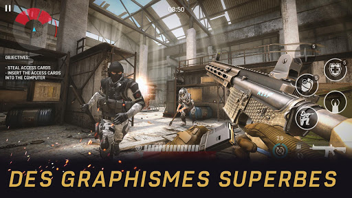 Télécharger Gratuit Warface: Global Operations – FPS Jeu de guerre  APK MOD (Astuce) screenshots 2
