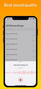 iVoice - iOS Voice Recorder, iPhone Voice Memos