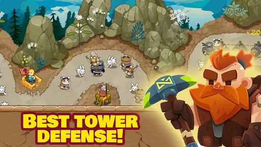 Tower Defense Kingdom: Advance Realm  screenshots 8