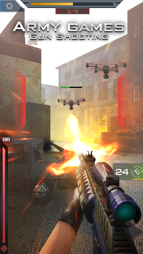 Army games: Gun Shooting screenshots 4