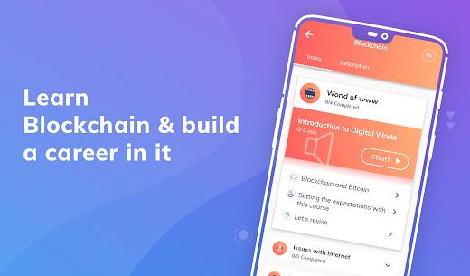 Learn Blockchain – Cryptocurrency Programming (MOD APK, Pro) v2.1.37 4