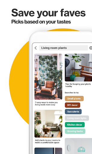 Pinterest 9.4.0 Screenshots 3