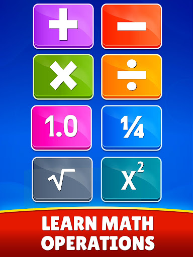 Math Games - Addition, Subtraction, Multiplication apkslow screenshots 11