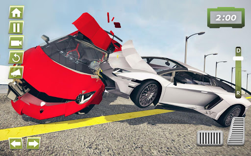 Car Crash & Smash Sim: Accidents & Destruction 1.3 Screenshots 1