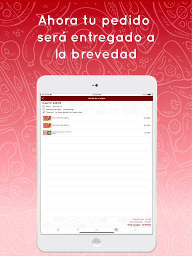 Pizza Raul Delivery 3.0.9 Screenshots 14