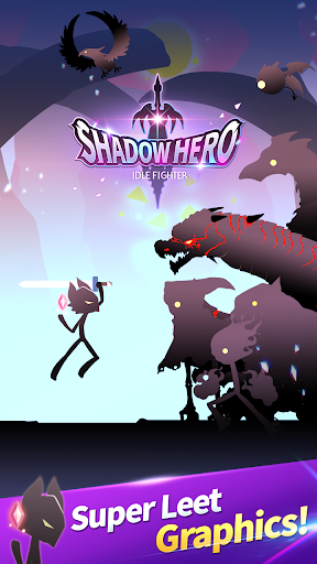 Shadow Hero - Idle Fighter  screenshots 1