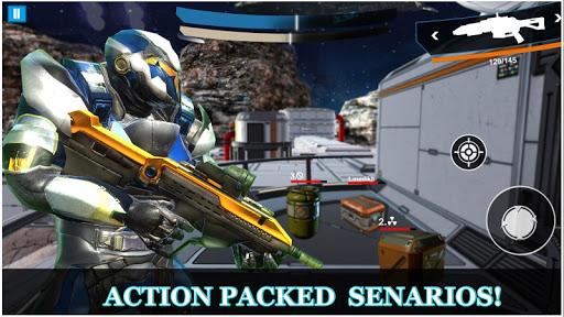 Robo Legacy: Strange Robot War Battleground screenshots 8