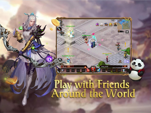 Conquer Online - MMORPG Action Game 1.0.8.0 screenshots 11