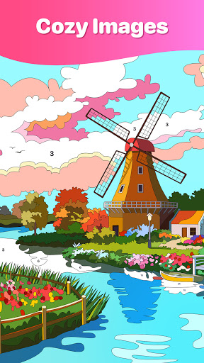 Hey Color Paint by Number Art & Coloring Book 1.5.0 screenshots 4