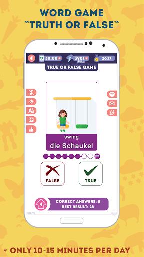 German for Beginners: LinDuo HD 5.16.0 screenshots 7