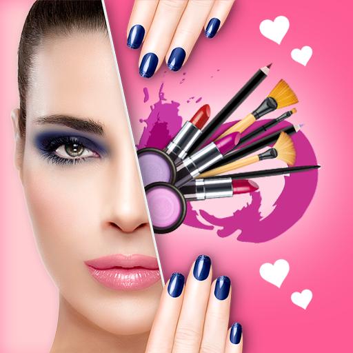You face Makeup photo editor