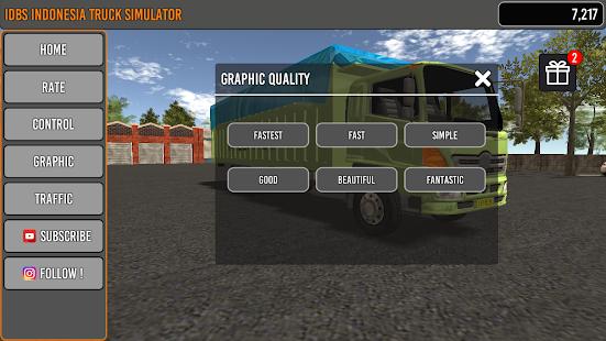 Image For IDBS Indonesia Truck Simulator Versi 4.1 2