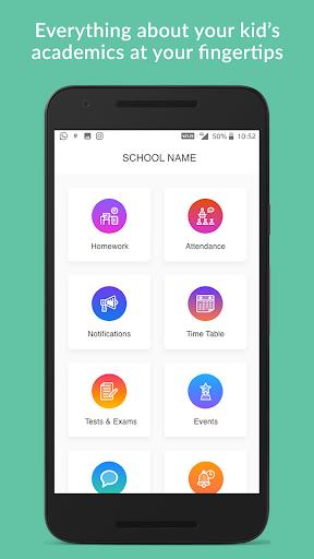 Kencil - School parent communication app 1.8.10 Screenshots 1