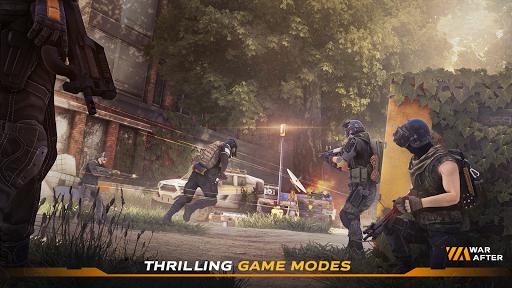Code Triche War After: PvP action shooter 2021 (Open Beta) (Astuce) APK MOD screenshots 4
