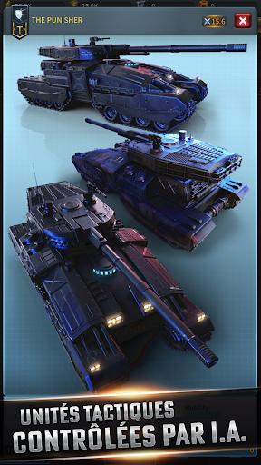 Code Triche Instant War - Jeu de stratégie militaire (Astuce) APK MOD screenshots 2