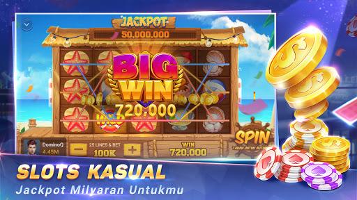 MVP Domino QiuQiu-KiuKiu 99 & Gaple & Slot online 1.2.5 screenshots 11