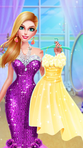 ⭐👧Superstar Makeup Salon - Girl Dress Up 2.8.5038 screenshots 2