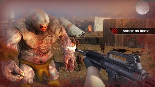 Dead Walk City : Zombie Shooting Game apkdebit screenshots 4