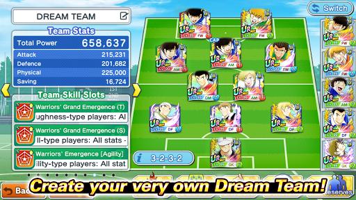 Captain Tsubasa (Flash Kicker): Dream Team 4.2.0 Screenshots 5