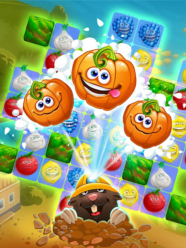 Funny Farm match 3 Puzzle game! 1.59.0 screenshots 15