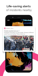 SOSAFE - City Social Network