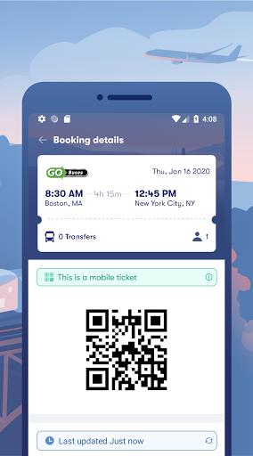 Omio: Book Train, Bus & Flight Tickets apktram screenshots 2