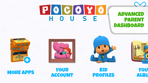 Pocoyo House: best videos and apps for kids apkdebit screenshots 4