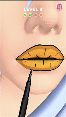 Lip Art 3Dのおすすめ画像4