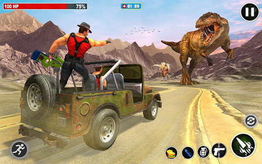 Dino Hunting 3d - Animal Sniper Shooting 2020 Latest screenshots 1