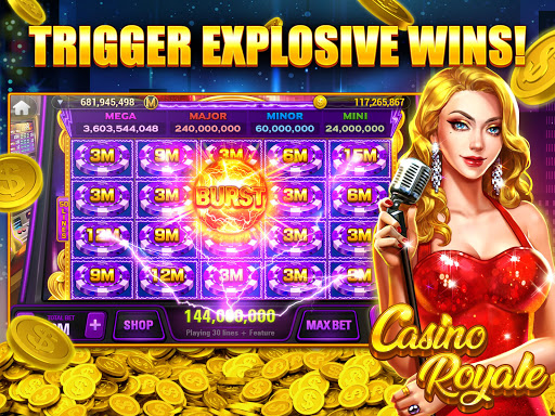 HighRoller Vegas - Free Slots Casino Games 2021 2.3.16 screenshots 16