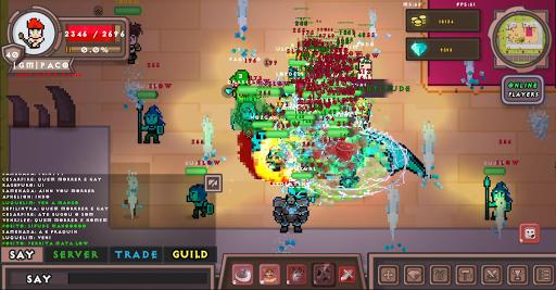 Kaion Tale - MMORPG android2mod screenshots 16
