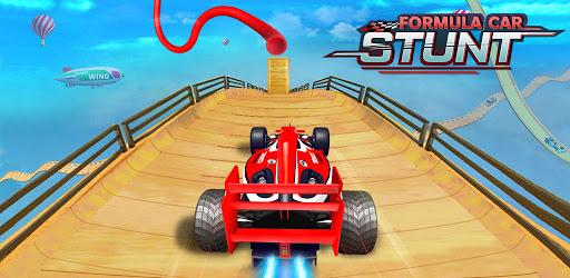 Formula Car Racing Stunts 3D: New Car Games 2021