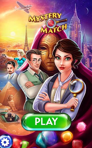 Mystery Match u2013 Puzzle Adventure Match 3 2.40.0 screenshots 11