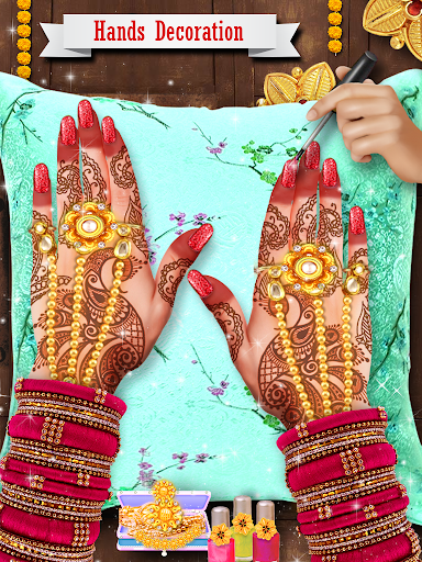 Royal Indian Wedding Rituals and Makeover Part 1 21.0.2 screenshots 11