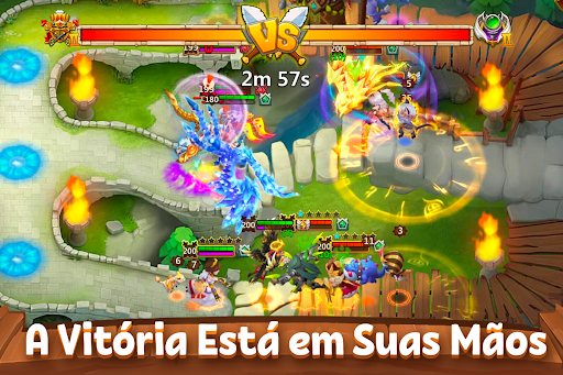 Castle Clash: Batalha de Guildas 1.7.2 screenshots 3