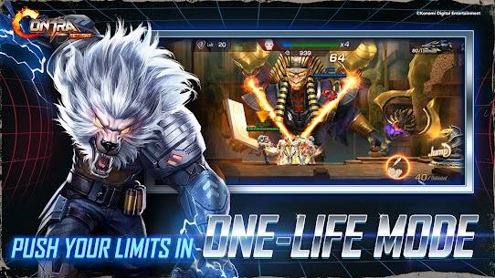 Contra Returns Mod Apk (MOD, Unlimited Ammo/Menu) 3