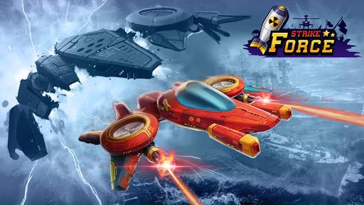 Strike Force - Arcade shooter - Shoot 'em up 1.5.8 screenshots 24