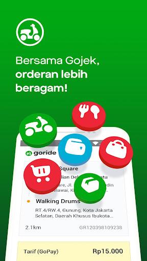 Gojek Driver  screenshots 1