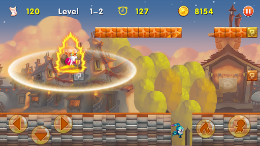 Super Dragon Boy - Classic platform Adventures 1.3.6.109 screenshots 2