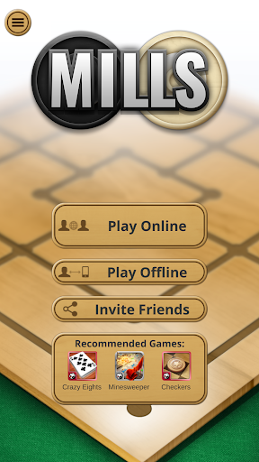 Nine men's Morris - Mills - Free online board game 2.8.12 Screenshots 6