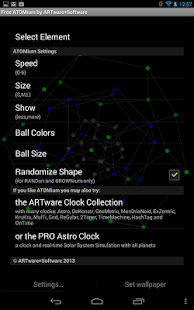 ATOMium 3D Free Live Wallpaper