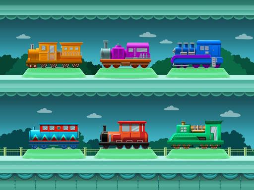 Train Builder - Train simulator & driving Games 1.1.4 screenshots 12