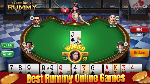 Indian Rummy Comfun-13 Cards Rummy Game Online 6.3.20201221 screenshots 1