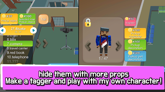 Hide.io Mod Apk 30.0.3 (Unlimited Money) 10