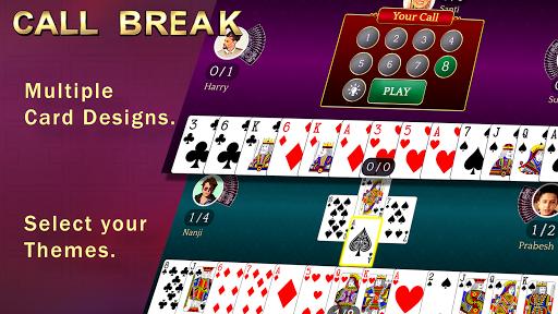 Callbreak, Ludo, Rummy, 29 & Solitaire Card Games 2.8 screenshots 2