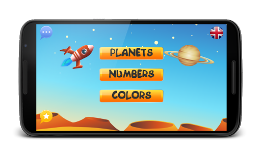 Planets for Kids Solar system  screenshots 4