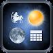 Moon Widget Deluxe - Androidアプリ